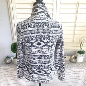 Knox Rose Sweaters - Knox rose boho aztec geo print cardigan